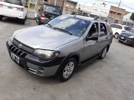 Fiat Palio Weekend 1.8 X-treme 2006 Gnc