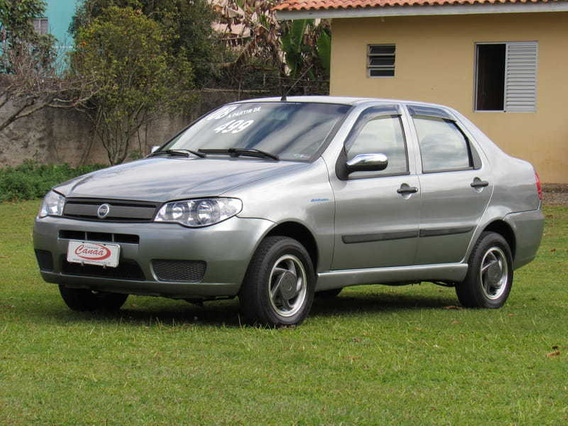 Fiat Siena Fire 1.0 8v(65cv) 4p 2008