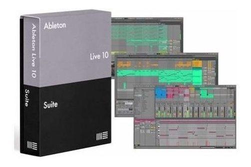 Ableton 10. + Serum + Sylenth 1 E Massive