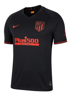 Camisa Nike Atlético De Madrid 2 2019/20 Torcedor Pro Aj5522