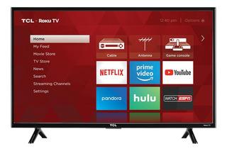 """Smart TV TCL HD 32"""" 32S301"""