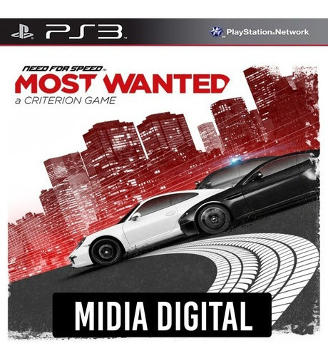 Ps3 Psn* - Need For Speed Most Wanted