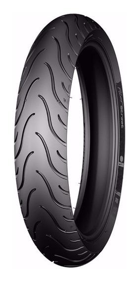 Pneu Dianteiro Michelin 60/100-17 Pilot Street Biz Crypton *