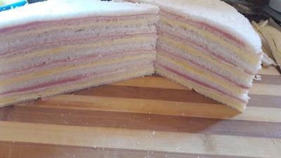 Sándwich De Miga ¡promos! X48 ¡entregas Inmediatas!