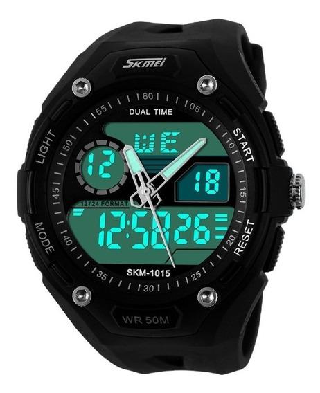 Relógio Skmei Aventura Esportivo Digital Original Promoção