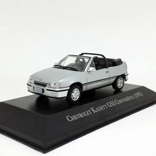 Imagem 1 de 6 de Chevrolet Kadett Gsi Conversível 1992 Altaya - Frete Grátis