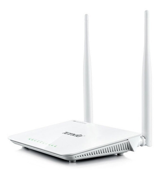 Router Wifi Tenda F300 Wisp 300mbps 2 Antenas Repetidor