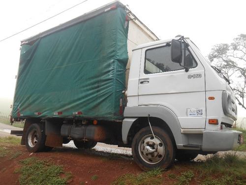 Vw 8-150 E Delivery 2p C/ Sider