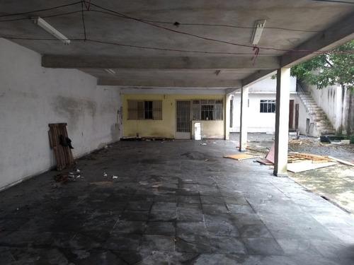 Casa Com 5 Dormitórios À Venda, 140 M² Por R$ 340.000,00 - Vila Ponte Rasa - São Paulo/sp - Ca0109