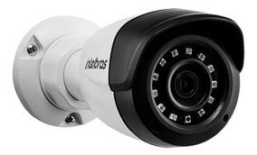 Câmera Segurança Intelbras Ahd 1220b Full Hd 3,6 Mm 1080p