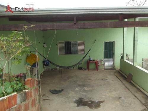 Casa Residencial À Venda, Residencial São Luis, Francisco Morato. - Ca0583