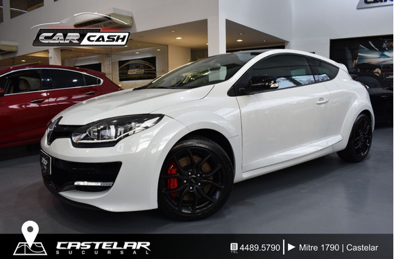 Renault Megane Rs 265cv - Car Cash