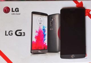Lg G3 16gb Vem Com Duas Capinhas E Caixa Original