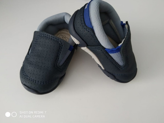 Sapato Kidy Infantil Masculino Marinho