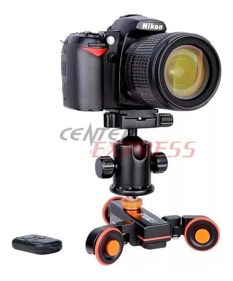 Dolly Slide Motorizado Andoer Dslr Gopro iPhone Sony Canon