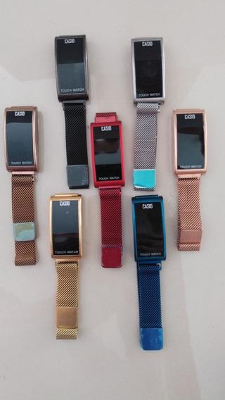 Reloj Casio Touch Lote 4 Piezas