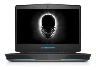 Laptop Gamer Alienware 14, Core I7, 16gb Ram, 750gb + 128gb
