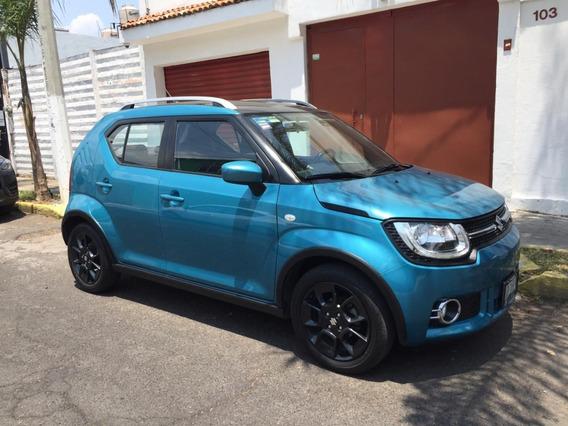 Suzuki Ignis Glx Ta 2018