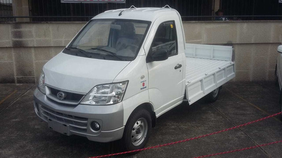Changhe Freedom Pick Up Cabina Sencilla Chasis 1.4l T/m, Aa,