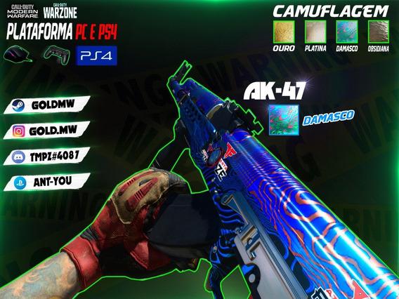 Call Of Duty Modern Warfare Damasco Pc/ps4