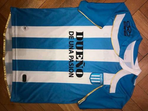 Liquido Camiseta Racing Club Olympikus