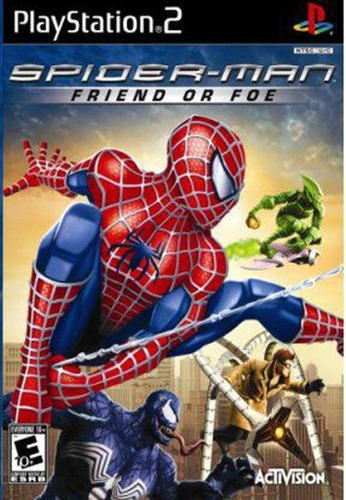Spiderman Friend Or Foe Ps2 Patch Leia O Anuncio