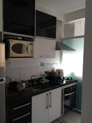 Apartamento Residencial À Venda, Vila Industrial, São Paulo. - Ap0140
