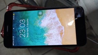 iPhone 6 128 Gb (tela Trincada ,bateria 100%)