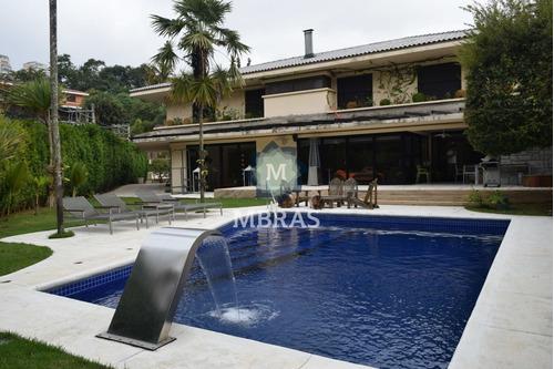 Linda Casa De Condomínio Na Cidade Jardim/sp - Mb390