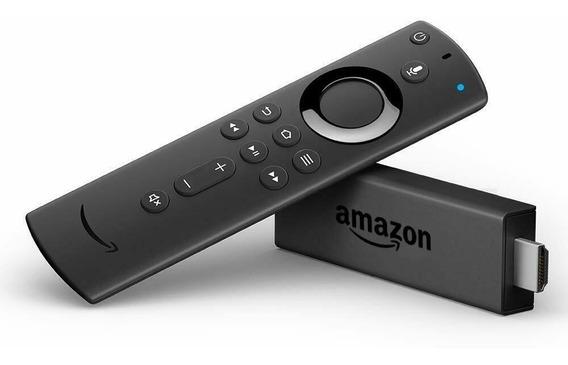 Amazon Fire Tv Stick (2019) Con Alexa + 1 Mes Gratis Prog.