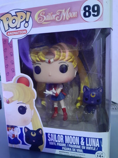 Funko Pop Sailor Moon. (89)
