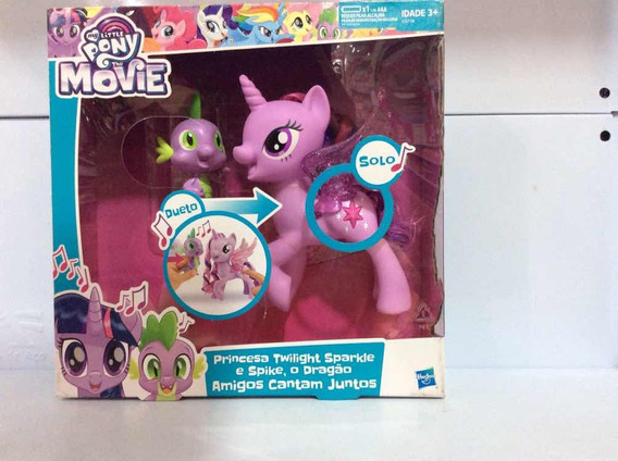 My Little Pony Amigos Cantam Juntos C0718