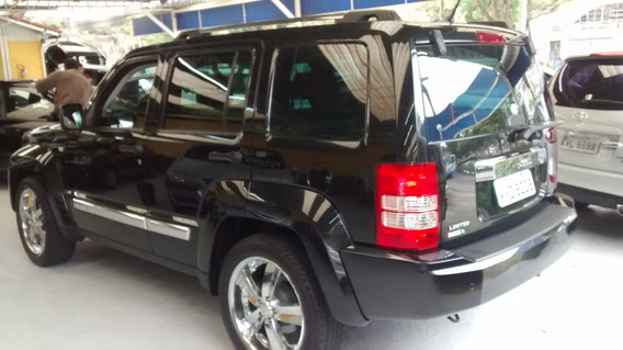 Jeep Cherokee Limited 3.7 V6 4wd - Ano 2012