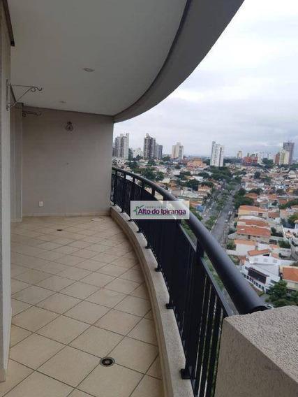 Apartamento Com 3 Dormitórios À Venda, 102 M² Por R$ 980.000,00 - Jardim Da Saúde - São Paulo/sp - Ap1469