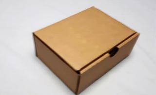 50 Caixas De Papelão 16x11x6cm Correios Mercado Envios