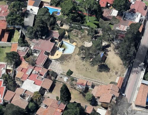 Imagen 1 de 10 de Terreno Ideal Para Tu Casa O Construir Un Coto En Los Pinos