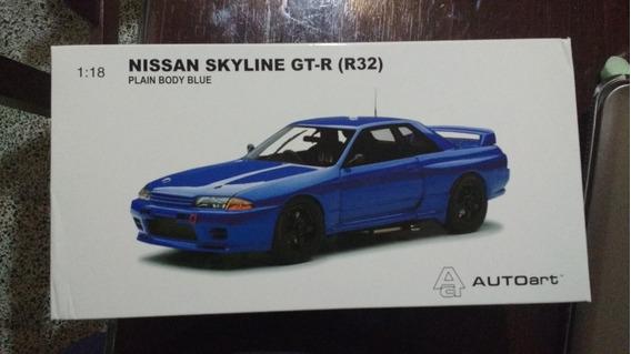 Nissan Gtr 32 1/18 Autoart