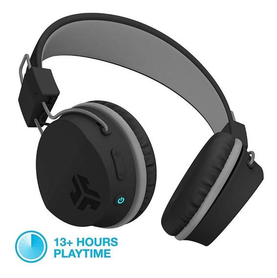 Fone Jlab Audio Neon Bluetooth Dobrável 13h Leia Anuncio