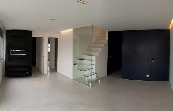 Cobertura Duplex À Venda, Itaim Bibi, 110m², 3 Dormitórios, 1 Suíte, 1 Vaga! - Mi18058