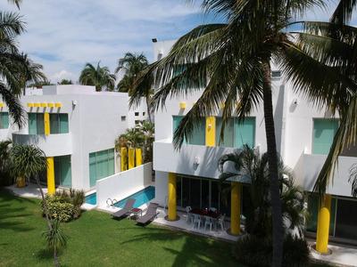 Casa En Renta Acapulco Diamante, Frente Al Mayan