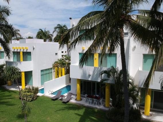 Casa En Renta Acapulco Diamante, Frente Al Mayan Xcaret