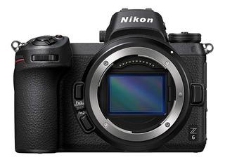 Nikon Z6 Cámara Mirrorless Video 4k Solo Cuerpo Envio Hoy