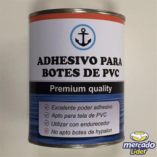 Pegamento Adhesivo Para Gomon Semirrigido De Pvc X 250 Cc.