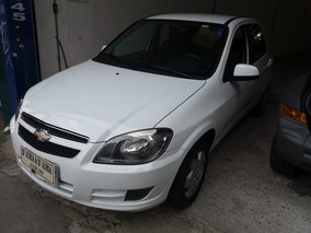 Chevrolet Celta 1.0 Lt Flex Power 5p 2015 Completo
