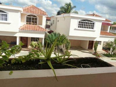 Villa En Proyecto Cerrado, Con Aires Incluidos, Juan Dolio!