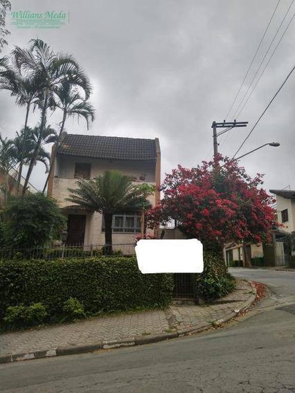 Sobrado Com 4 Dormitórios À Venda, 360 M² Por R$ 1.200.000 - Vila Rosália - Guarulhos/sp - So1664
