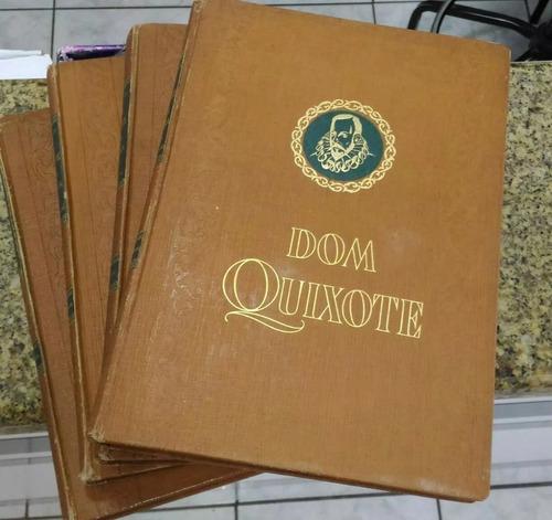 Livros Dom Quixote De La Mancha O Engenhoso Fidalgo
