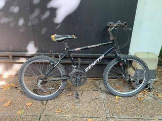 Bicicleta Zenith Rod. 16 Niños