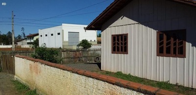 Terreno Para Venda Em Barra Velha, Vila Nova - 4006 / Rd