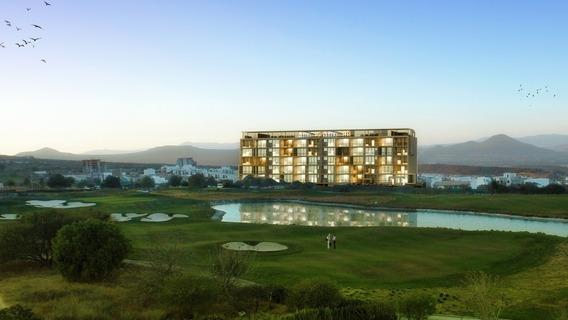 Departamento Premium Con Vista Al Campo De Golf. Zibatá, Áspira.